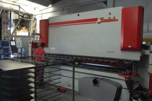 CNC Abkant İle Parça İmalatı